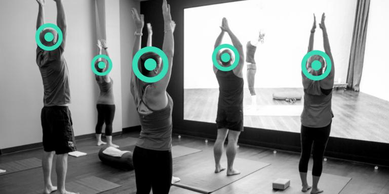 Wirtualne zajęcia w klubie fitness